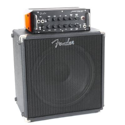 "Fender Jazzmaster Ultralight 2-Channel 250-Watt 1x12"" Guitar Amp Half Stack 2006 - 2011"
