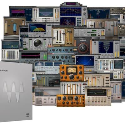 Waves Platinum Plug-In Bundle | Pro Audio LA