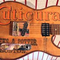 One of a Kind! Maverick Pro Vintage Wood TELE Electric GUITAR