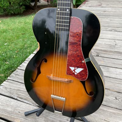 60's Kay Archtop for sale