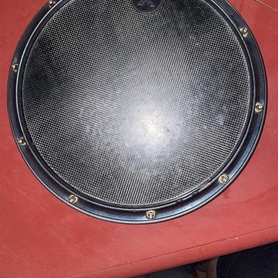 Xymox Practice pad 2021 Black, gun metal grey