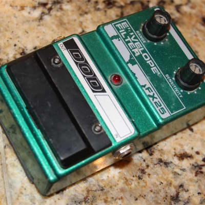 DOD FX25 Envelope Filter (Circa 1992) Auto Wah - Sounds Great - Made in USA for sale