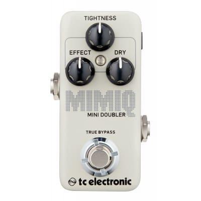 Tc Electronic Mini Mimiq Effetto Doubler A Pedale Per Chitarra for sale