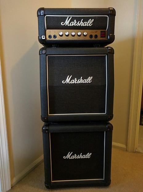 marshall lead 12 mini stack 1980 39 s reverb. Black Bedroom Furniture Sets. Home Design Ideas