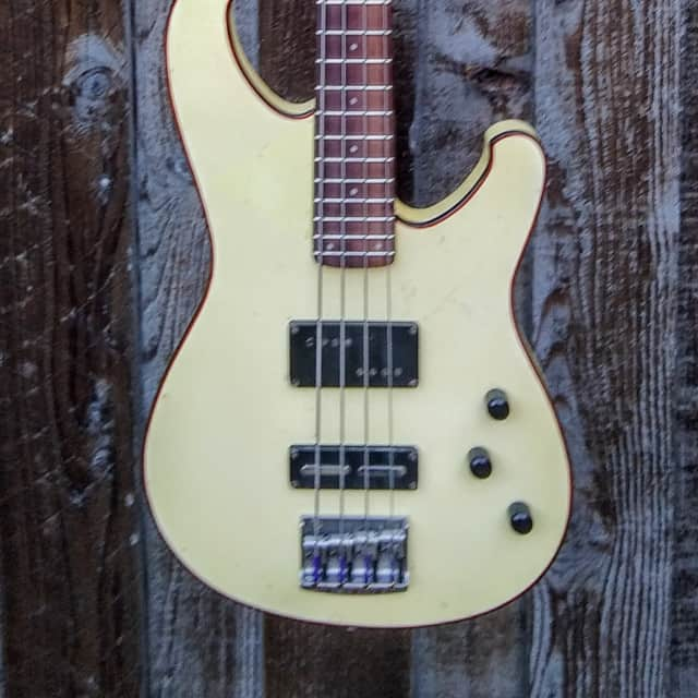 Rare - VINTAGE -Ibanez, Roadstar ll, RG-760 - 1984 - White/Cream - 99% Original - MIJ!!! image