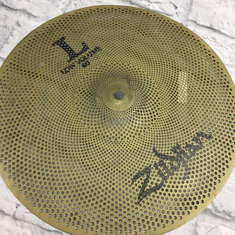 zildjian 14 low volume hi hat cymbal pair reverb. Black Bedroom Furniture Sets. Home Design Ideas