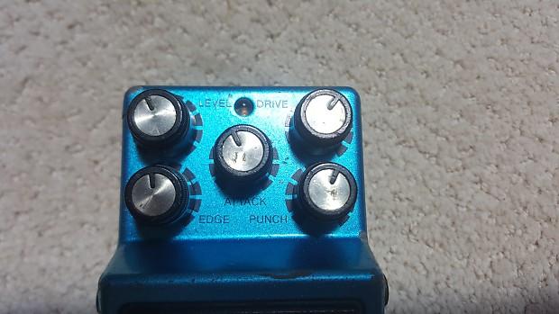 rare maxon sm 9 super metal distortion pedal made in japan reverb. Black Bedroom Furniture Sets. Home Design Ideas