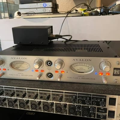 Avalon AD2022 Dual Channel Microphone Preamp