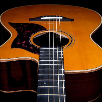 Yamaha AC3M Acoustic-Electric Guitar - Vintage Natural SN HPZ060093