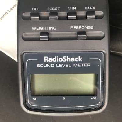 Realistic Radio Shack MPA-95 Black Satin | Waypoint Sound