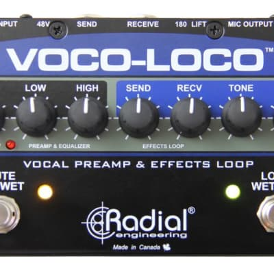 Radial Tonebone Voco-Loco for sale