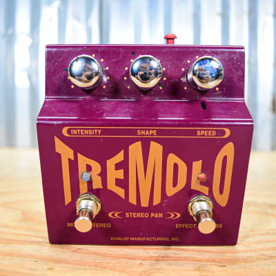Dunlop Tremolo Stereo Pan for sale