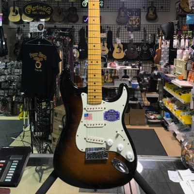 Fender American Deluxe Stratocaster Ash 2012 for sale