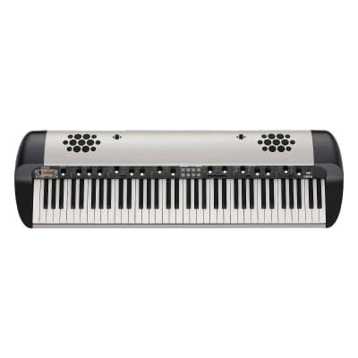 Korg SV-2S 73-Key Vintage Stage Piano with Speaker System - Creme