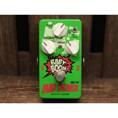 Biyang OD-10 Mad Driver overdrive for sale