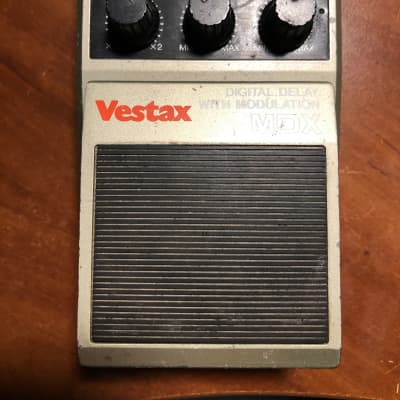 1980's Vestax MDX Digital  Delay with Modulation for sale