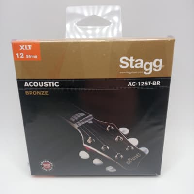 Stagg 12 String Acoustic Strings for sale