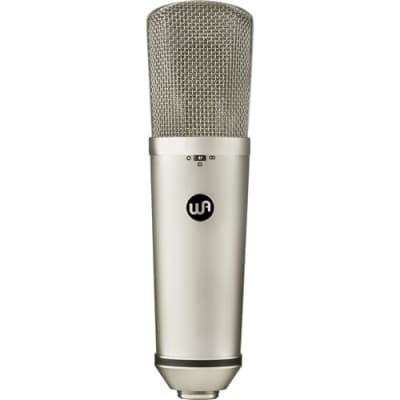 Warm Audio WA-87 R2 Large Diaphragm Multipattern Condenser Microphone