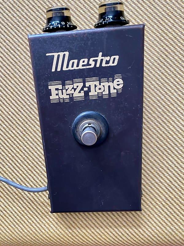 Original Maestro FZ-1 Fuzz Pedal.