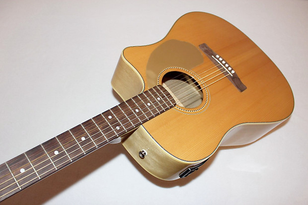 fender sonoran sce 39 67 limited acoustic electric guitar reverb. Black Bedroom Furniture Sets. Home Design Ideas