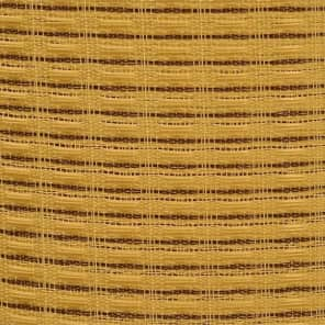 """Genuine Fender Tan/Brown Grill Cloth For '60s Amps 36"""" Wide X 36"""" High"""