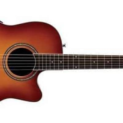 Applause AB24II-HB Balladeer Cutaway with Electronics Honey Burst for sale