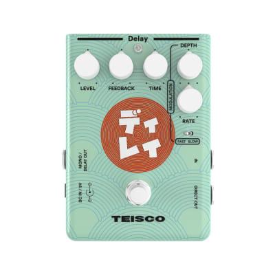 Teisco Delay Analog Pedal TSC-01102