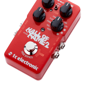 TC Electronic Hall of Fame 2 Reverb! HOF 2