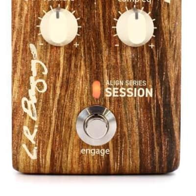 LR Baggs Align Session Acoustic Saturation/Compressor/EQ Pedal for sale