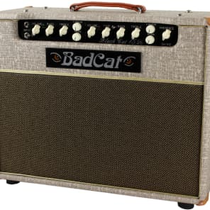 "Bad Cat Black Cat 15R 15-Watt 1x12"" Guitar Combo with Reverb"