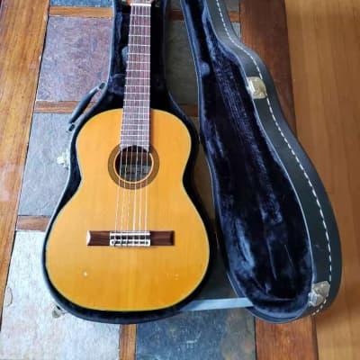 Ruben Flores R20C mini classical travel guitar for sale