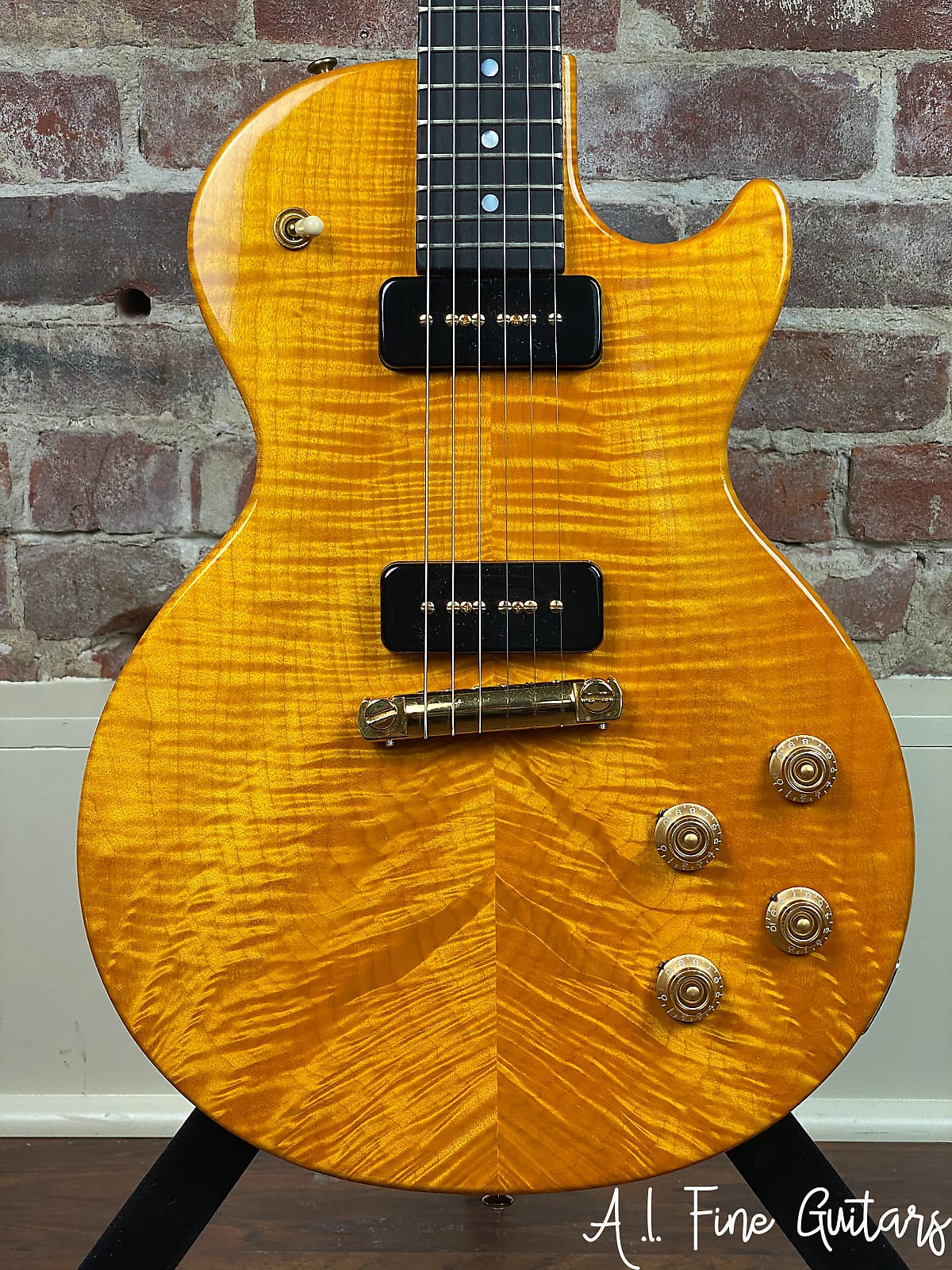 Gibson Les Paul Special R0 rare Maple top and Neck!!