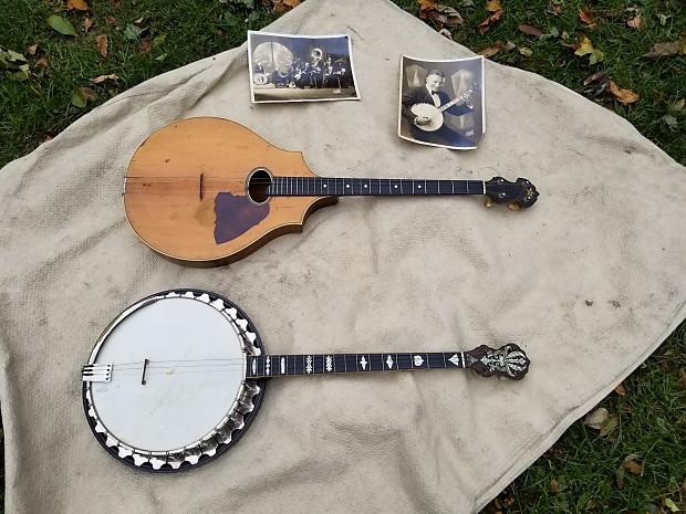 Vega tubaphone banjo
