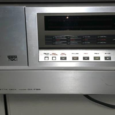 Akai GX-F95 Cassette Deck 79-80's Silver