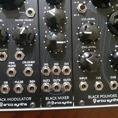 Erica Synths Black Mixer V2