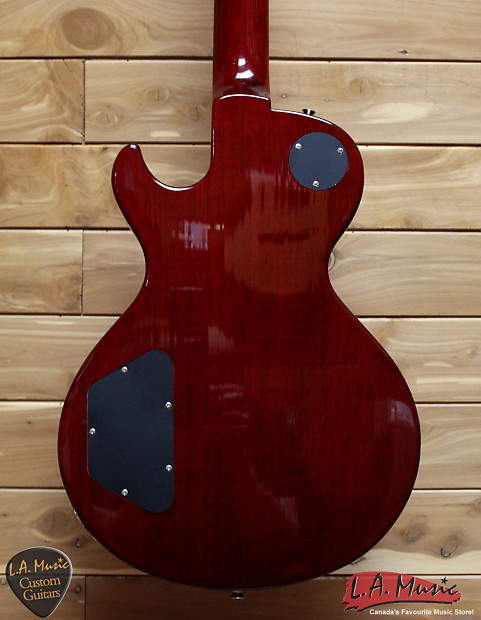 dbz bolero guitar plain top cherry sunburst made in china reverb. Black Bedroom Furniture Sets. Home Design Ideas