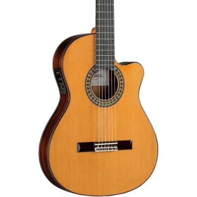 Alhambra 5 P CT Classical Acoustic-Electric Guitar Regular Gloss Natural