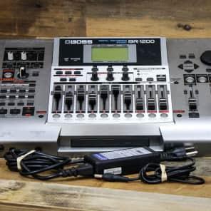Boss BR-1200CD Digital CD Recorder