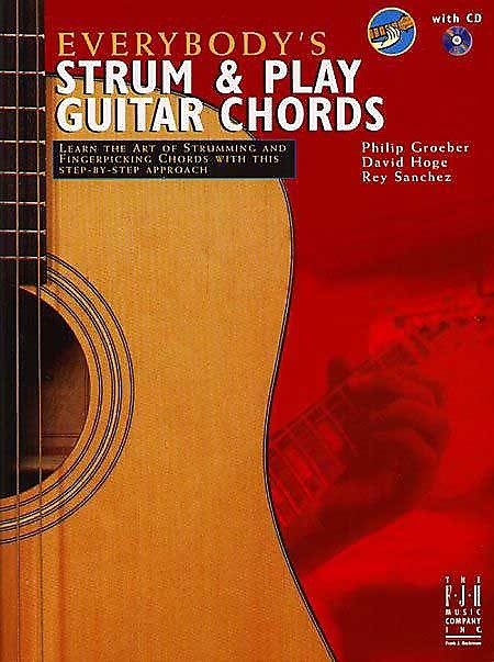 Everybody's Strum & Play Guitar Chords with Online Audio