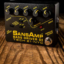 Tech 21 Bass Driver DI Pedal - Free Shipping