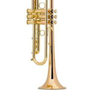 Bach LT190L1B Stradivarius Commercial Model Bb Trumpet - Large Bore