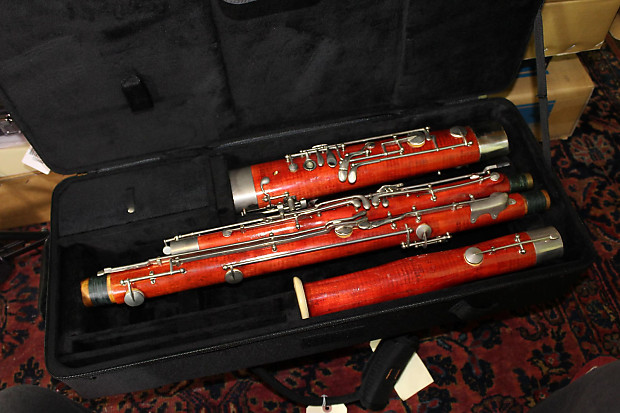 Heckel Bassoon sn 7910 READY TO PLAY WOW!