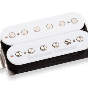 Seymour Duncan SH-6b Duncan Distortion White