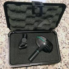 AKG D112 Professional Dynamic Bass Microphone late 2000's Black / Silver image