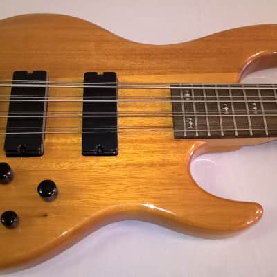 Silver Star  12 String Active Bass 2000 Natural for sale