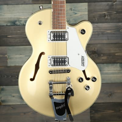 Gretsch G5655T Electromatic Center Block Jr. Single-Cut with Bigsby, Casino Gold