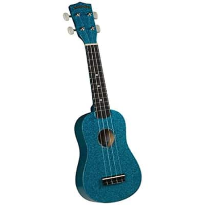 Diamond Head Hot Rod Series Ukulele - Twilight Blue for sale