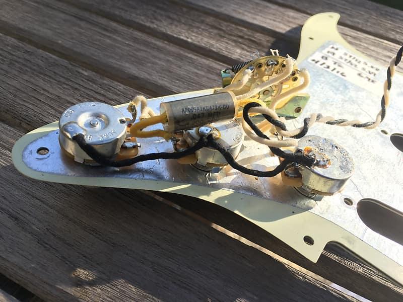 Astounding Jonesy Blues Stratocaster Wiring Harness Blender Wiring Reverb Wiring Digital Resources Bemuashebarightsorg
