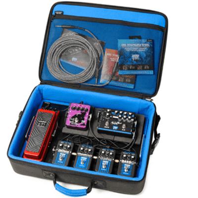 EBS CPB CarryOn Pedalboard System Guitar Pedal Bag