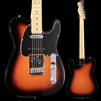 Deluxe Nashville Telecaster, Maple Fingerboard, 2-Color Sunburst S/N MX18183955 7lbs 12.7oz